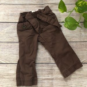 🌀Old Navy | Brown Toddler Pants